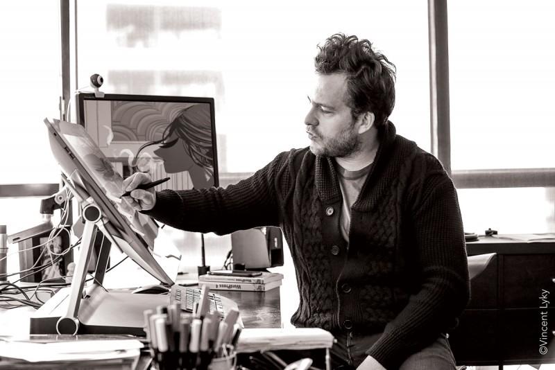 Matthieu Forichon, Illustrateur